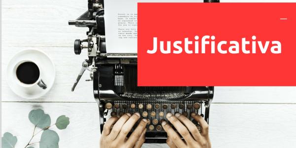 Justificativa Administrador Público (ART.32 DA LEI 13019/2014)