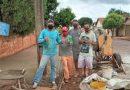 Prefeitura Parabeniza Morador Por Construção De Calçadas
