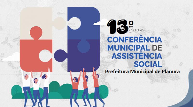 Pergunta relacionada as propostas dos eixos I, II,III, IV e V da 13° conferência Municipal da Assistência Social
